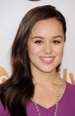 HAYLEY ORRANTIA at Disney ABC 2015 Summer TCA Tour in Beverly Hills