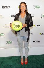 HEATHER WATSON at Taste of Tennis Gala in New York