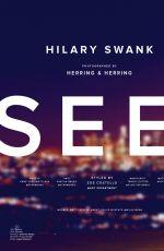 HILARY SWANK in Herring & Herring Magazine, July 2015 Issue