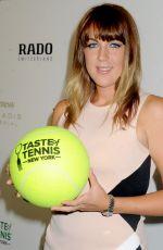 ANASTASIA PAVLYCHENKOVA at Taste of Tennis Gala in New York