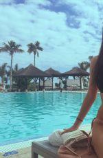 IVANA BAQUERO - Bikini Intagram Pictures