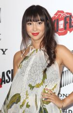 JACKIE CRUZ at Ricki and the Flash Premiere in New York