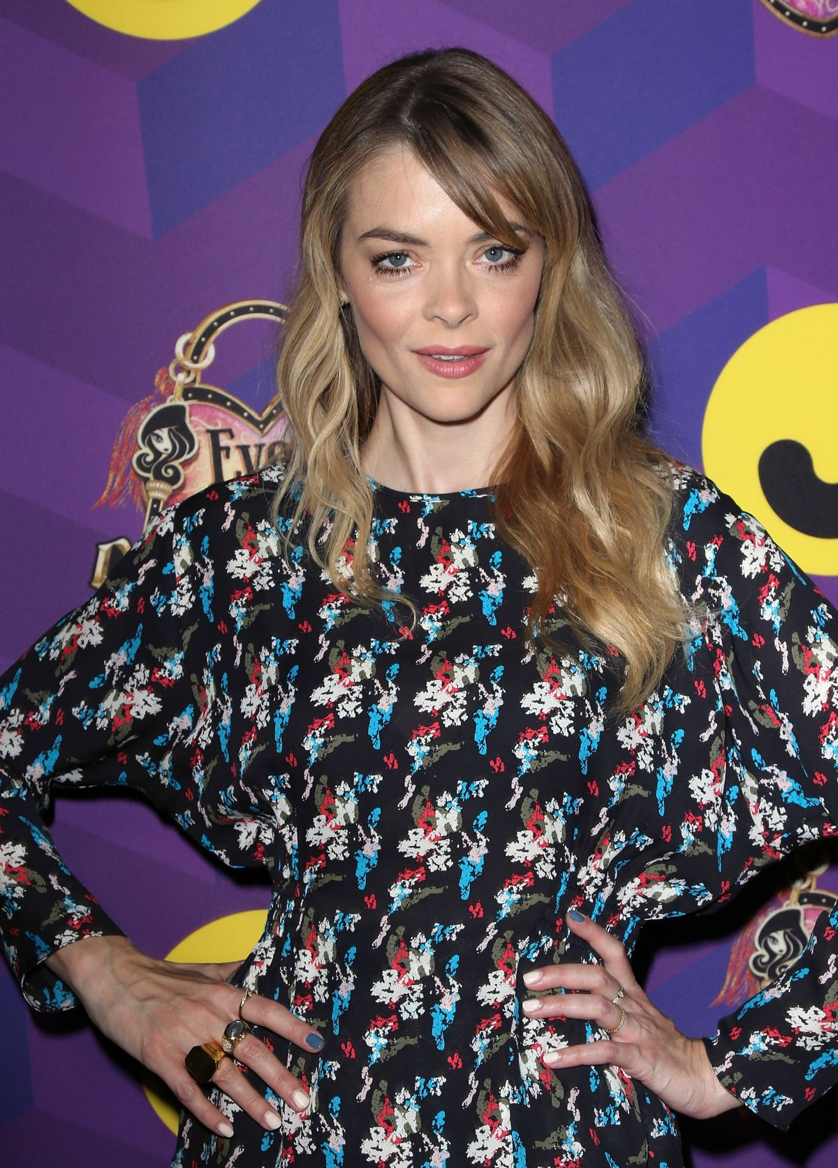 JAIME KING at Just Jared's Way To Wonderland Party in West Hollywood