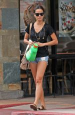 JAMIE CHUNG Out Shopping in Los Angeles 08/24/2015