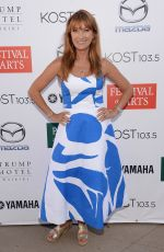 JANE SEYMOUR at 2015 Festival of Arts Benefit Concert/Pageant in Laguna Beach