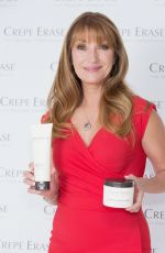 JANE SEYMOUR at Crepe Erase Photocall in London