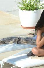 JASMIN WALIA in Bikini in Ibiza 08/28/2015