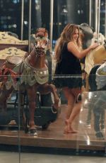 JENNIFER LOPEZ on the Set of Her El Mismo Sol Music Video 08/25/2015