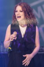 JESS GLYNNE at Launch for Music Cube in London 08/28/2015