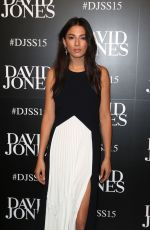 JESSICA GOMES at David Jones Spring/Summer 2015 Fashion Launch in Sydney