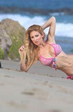 JESSICA MELODY in Bikini at Photoshoot for 138 Water in Malibu 08/27/2015