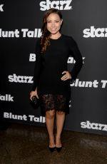 JESSICA PARKER KENNEDY at Blunt Talk Series Premier in Los Angeles