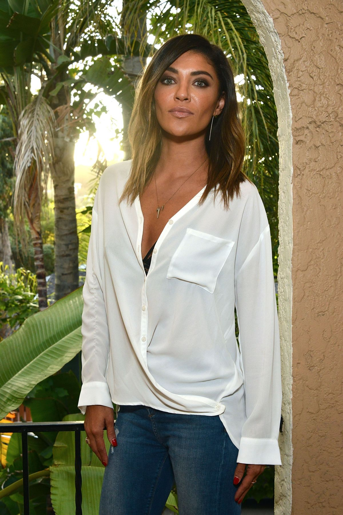 JESSICA SZOHR at Keep Collective Accessories Social to Benefit the Kind Campaign in Los Angeles