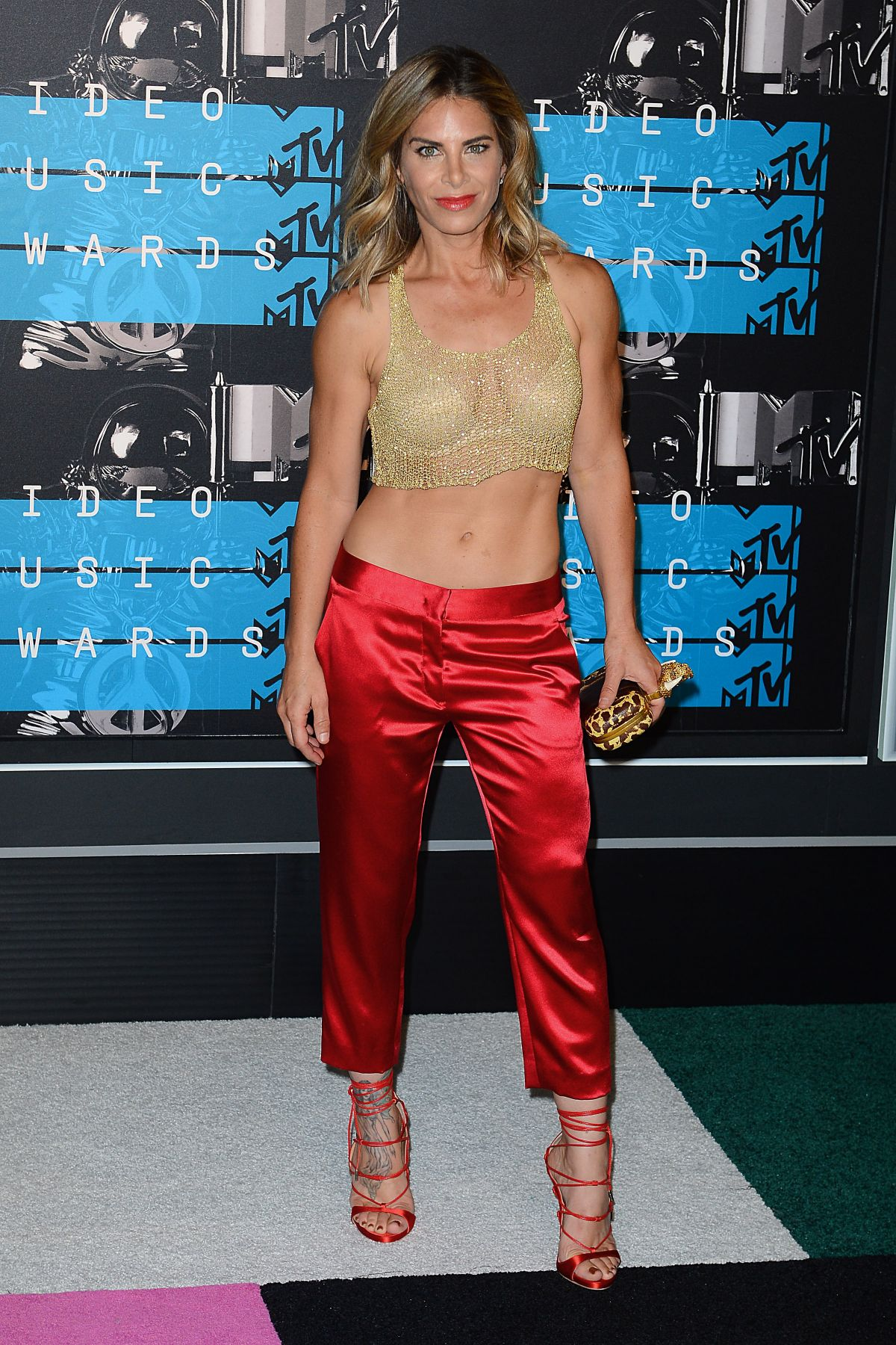 JILLIAN MICHAELS at MTV Video Music Awards 2015 in Los Angeles