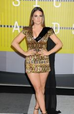 JOANNA JOJO LEVESQUE at MTV Video Music Awards 2015 in Los Angeles