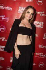 JOANNA JOJO LEVESQUE at Summer Sessions 2015 in Atlantic City