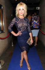 JORGIE PORTER at Fashion Industry Show in Manchester 02/08/2015