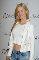 JOSIE DAVIS at BBQ and Bikinis Benefit Hosted by Linda