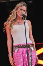 JOSS STONE Performs at Carfest North in Cheshire 08/01/2015