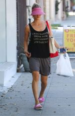 KALEY CUCOCO Out and About in Studio City 08/23/2015