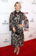 KALEY CUOCO at Beverly Hilton 60 Years Diamond Anniversary Party