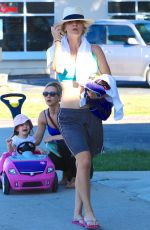 KALEY CUOCO Leaves a Yoga Class in Studio City 08/10/2015