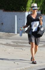 KALEY CUOCO Out and About in Los Angeles 08/03/2015
