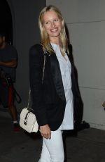 KAROLINA KURKOVA Night Out in West Hollywood 08/03/2015