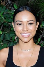 KARREUCHE TRAN at 2015 AVC Celebrity Flag Football Game