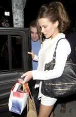 KATE BECKINSALE Leaves The Nice Guy in West Hollywood 08/06/2015