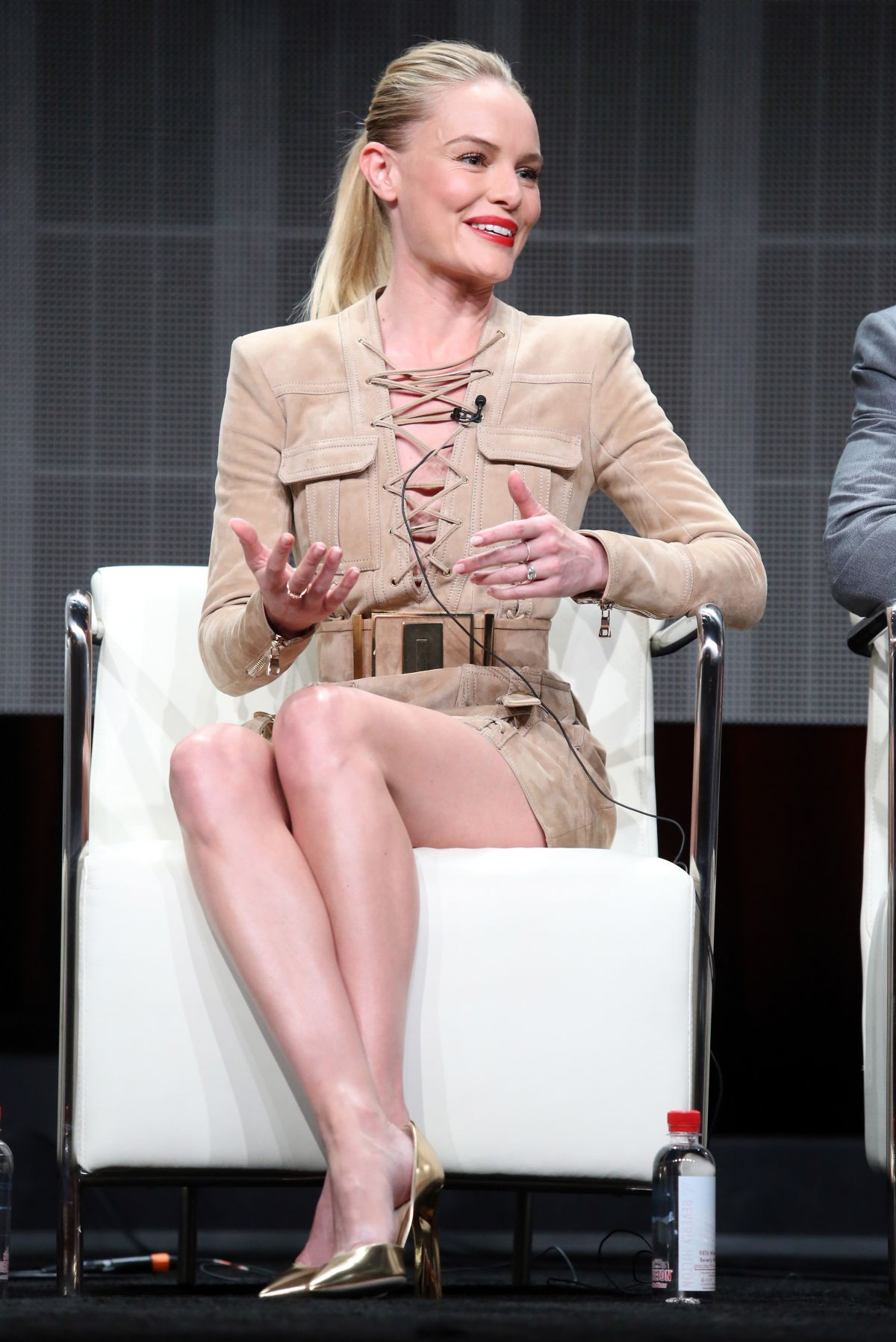 KATE BOSWORTH at The Art of Moore Panel at 2015 Summer TCA