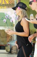 KATE HUDSON Leaves a Spa in Pacific Palisades 08/30/2015