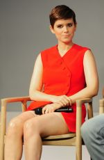 KATE MARA at Apple Store Soho Presents Meet the Actors Fantastic Four Event in New York