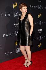 KATE MARA at Fantastic Four Premiere in New York