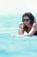 KATHARINE MCPHEE in Bikini Paddleboarding in Mexico 07/31/2015