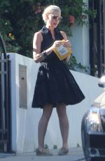 KATHERINE HEIGL at the Granville Cafe in Studio City 08/07/2015