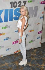 KATJA GLIESON at 102.7 Kiis FM's Annual Teen Choice Pre-party in Los Angeles