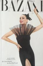 KATY PERRY by Jean-Paul Goude for Harper