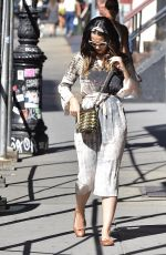 KATY PERRY Out and About in New York 08/28/2015