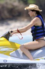 KENDALL JENNER in Bikini in Punta Mita 08/13/2015