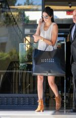 KENDALL JENNER Shopping at Barney