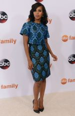 KERRY WASHINGTON at Disney ABC 2015 Summer TCA Tour in Beverly Hills