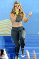 KIMBERLEY PERRY Performs on Good Morning America in New York 08/14/2015