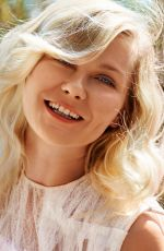 KIRSTEN DUNST in Town & Country Magazine, September 2015 Issue