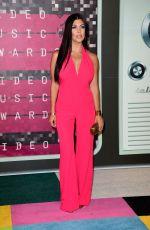 KOURTNEY KARDASHIAN at MTV Video Music Awards 2015 in Los Angeles