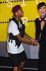 KRIS JENNER at MTV Video Music Awards 2015 in Los Angeles