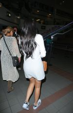 KYLIE JENNER at LAX Airport in Los Angeles 08/15/2015
