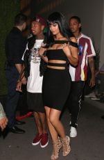 KYLIE JENNER at Republic Records VMA Afterparty in West Hollywood