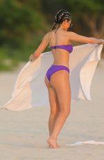 KYLIE JENNER in Bikini at a Beach in Punta Mita 08/10/2015