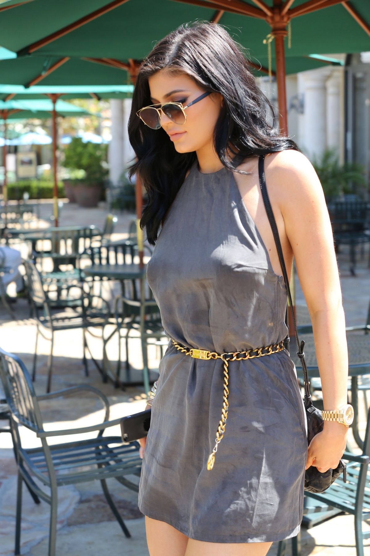 e951f01243 KYLIE JENNER Out and About in Los Angeles 07 31 2015 - HawtCelebs
